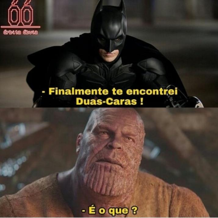 Morcego é vampiro - meme