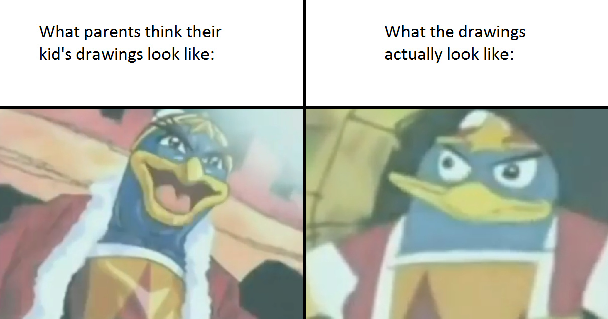 Do y'all think King Dedede is sexy? - meme