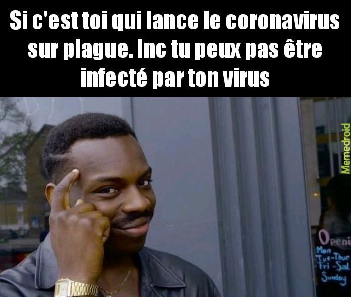 Plague. Inc professionnel - meme