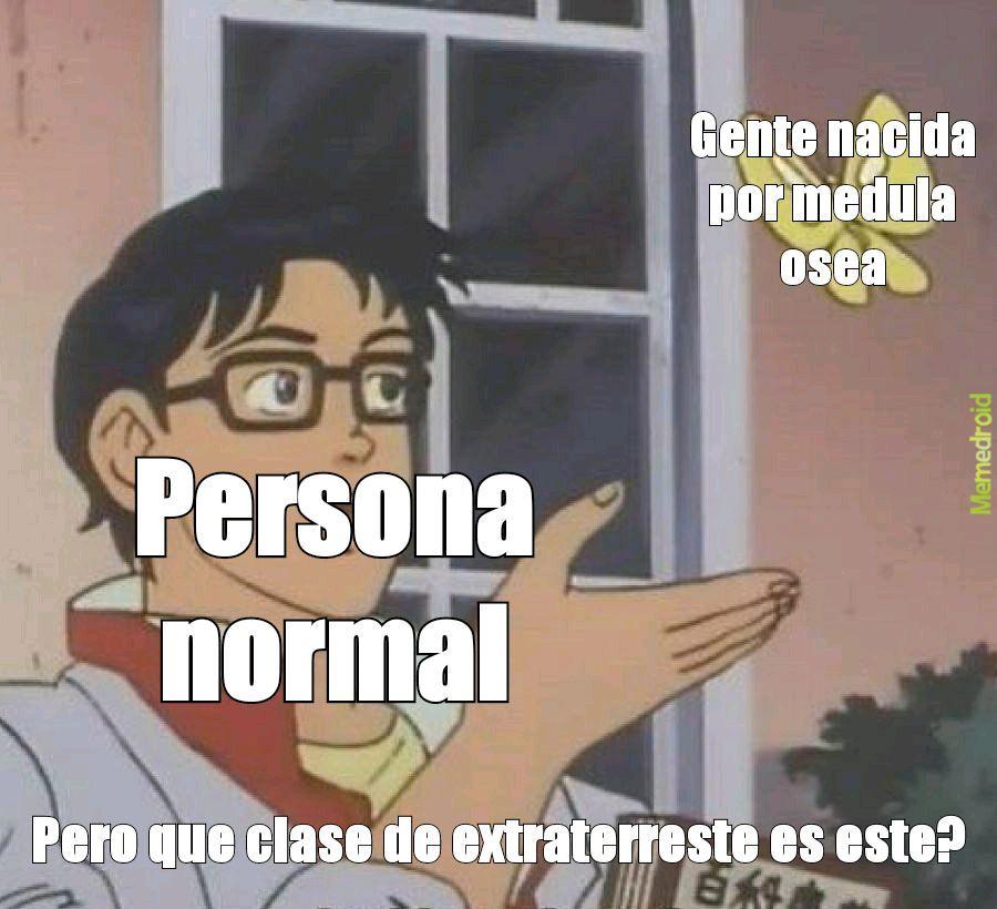 Perdon soy nuevo - meme