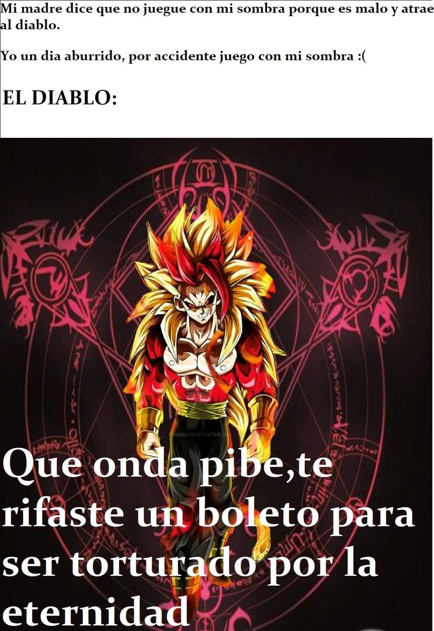 Memes satanicos :O a nadie le asusta :(