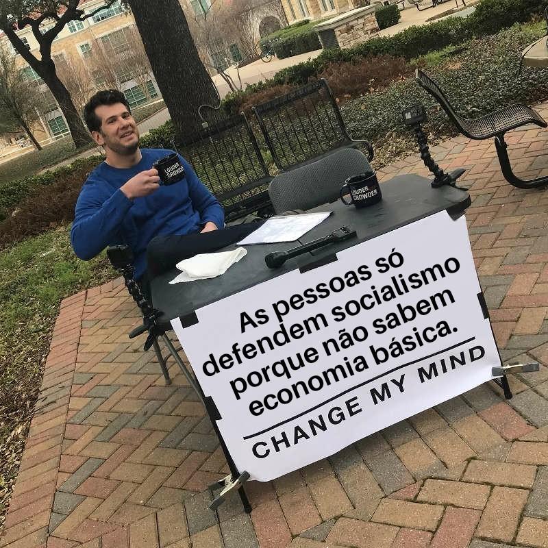 Vide o exemplo do Bruno Gagliasso, por sinal - meme