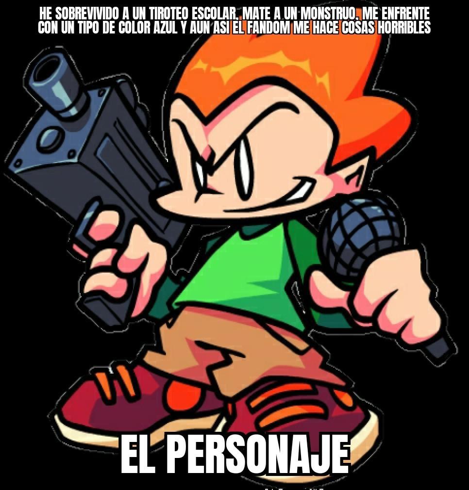 "El que diga: ""Un fAn de fNf N0 m3 chuPes El piT0"" es gei - meme"