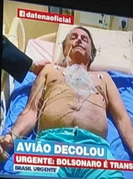 Bolsonaro? - meme