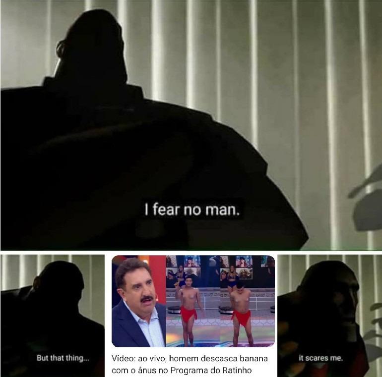 Não sei - meme