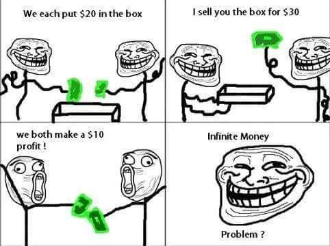 Smart guys - meme