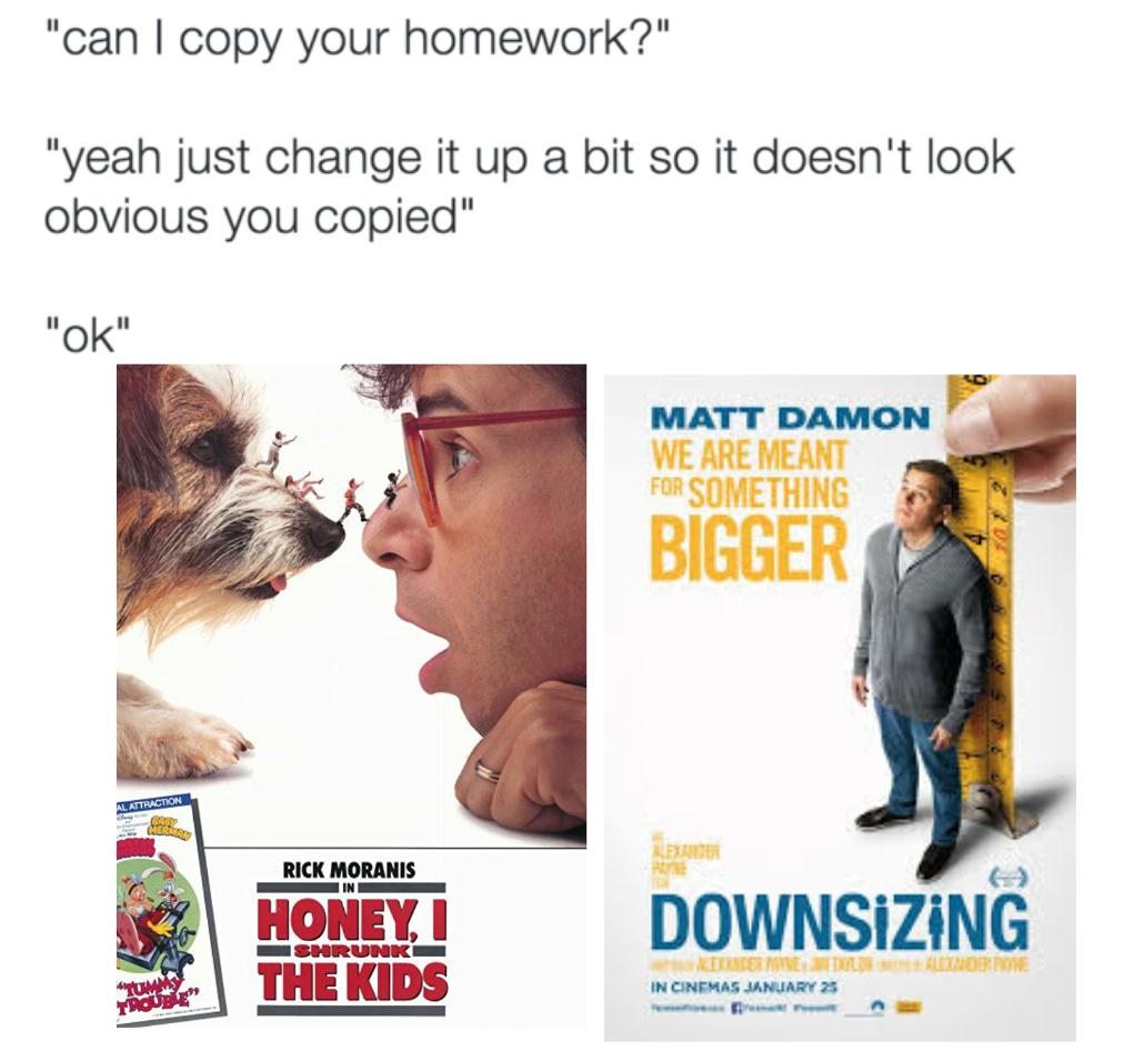This movie looks shit - meme