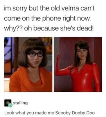 Scooby dooby doo - meme