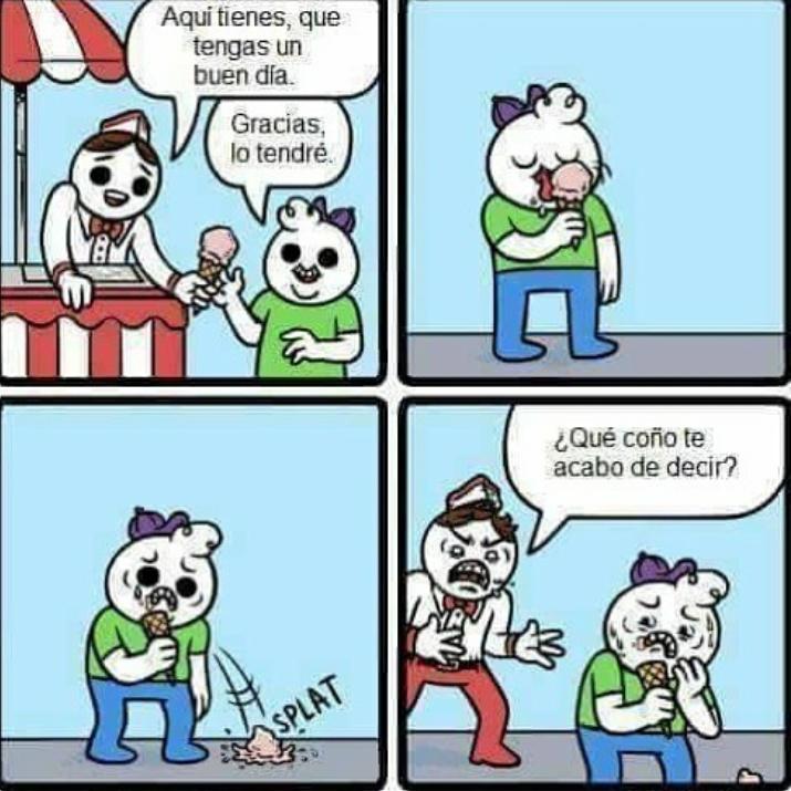 Puto niño - meme