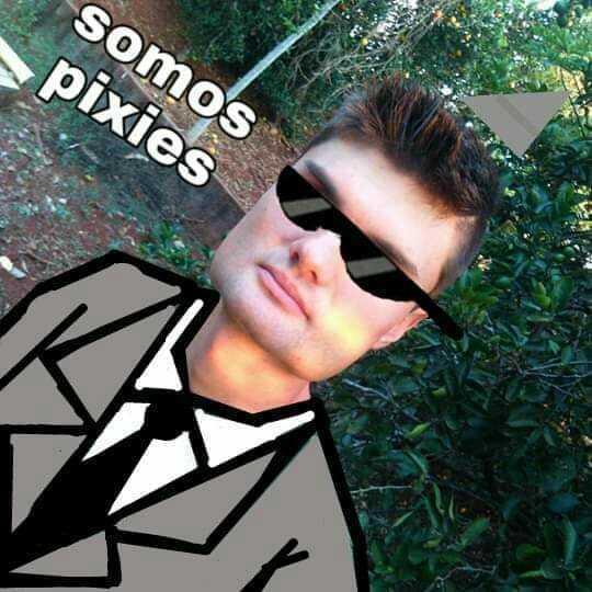 Los pixies yeaaaa - meme