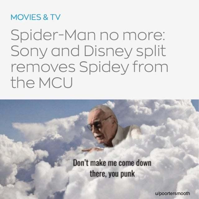 Stan would not let this happen - meme