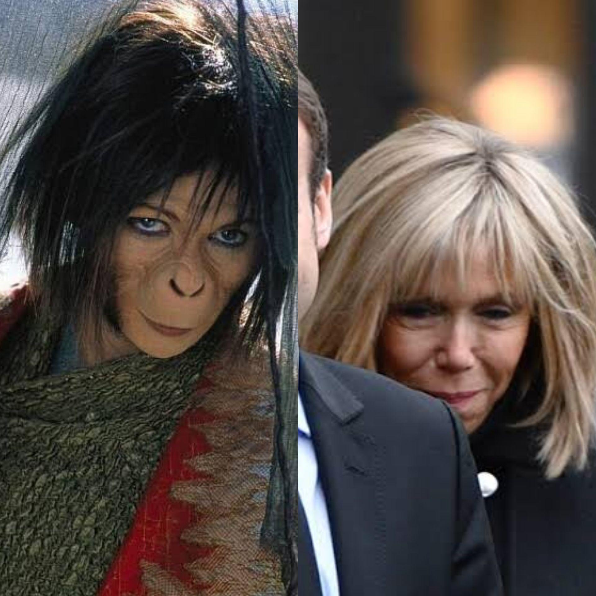 Qualquer semelhança é mera mente uma coincidência - meme