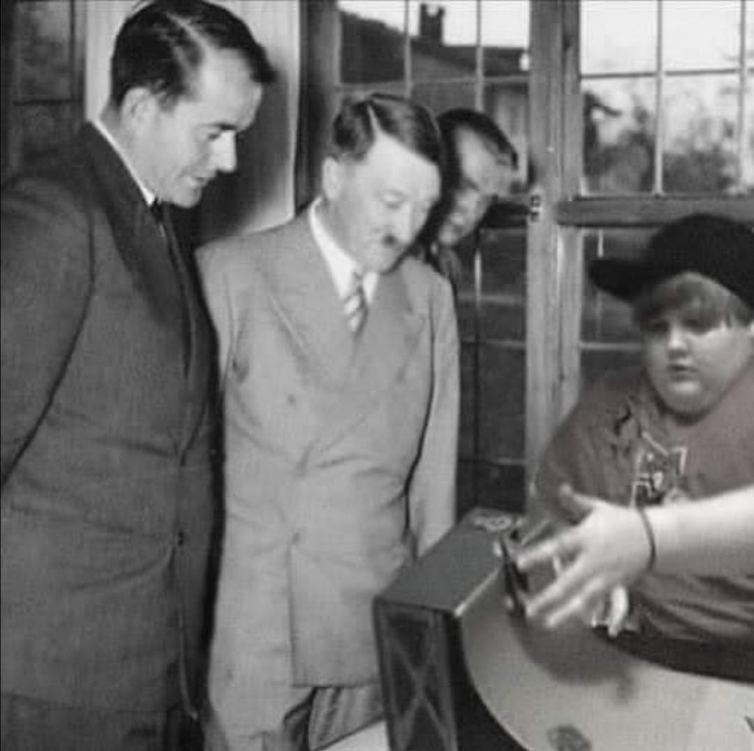 Hitler. - meme