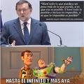Las máquinas de Rajoy
