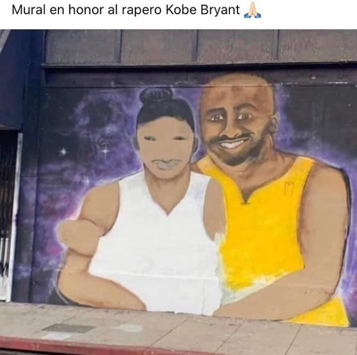 Kobe las drogas no hacen bien - meme