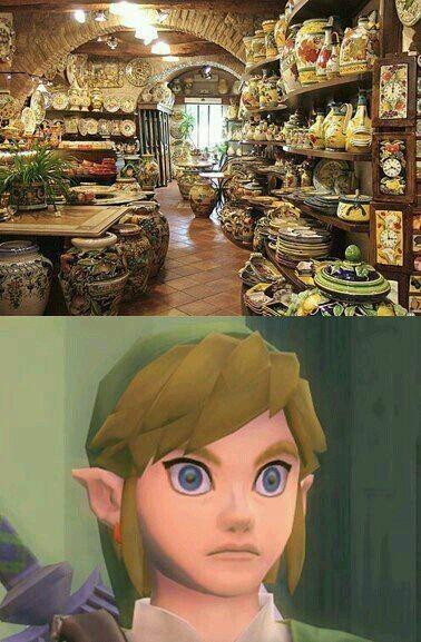 Link, Nooooooo - meme