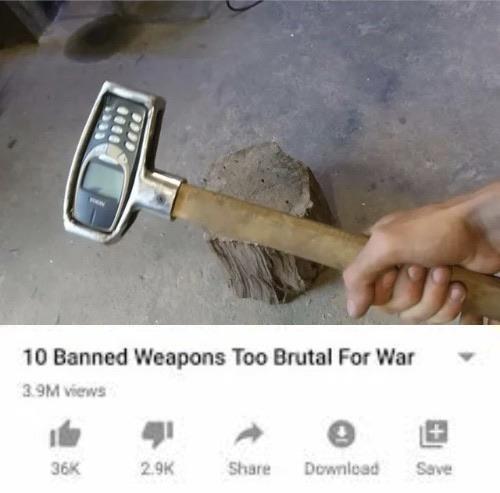 Hammer time - meme