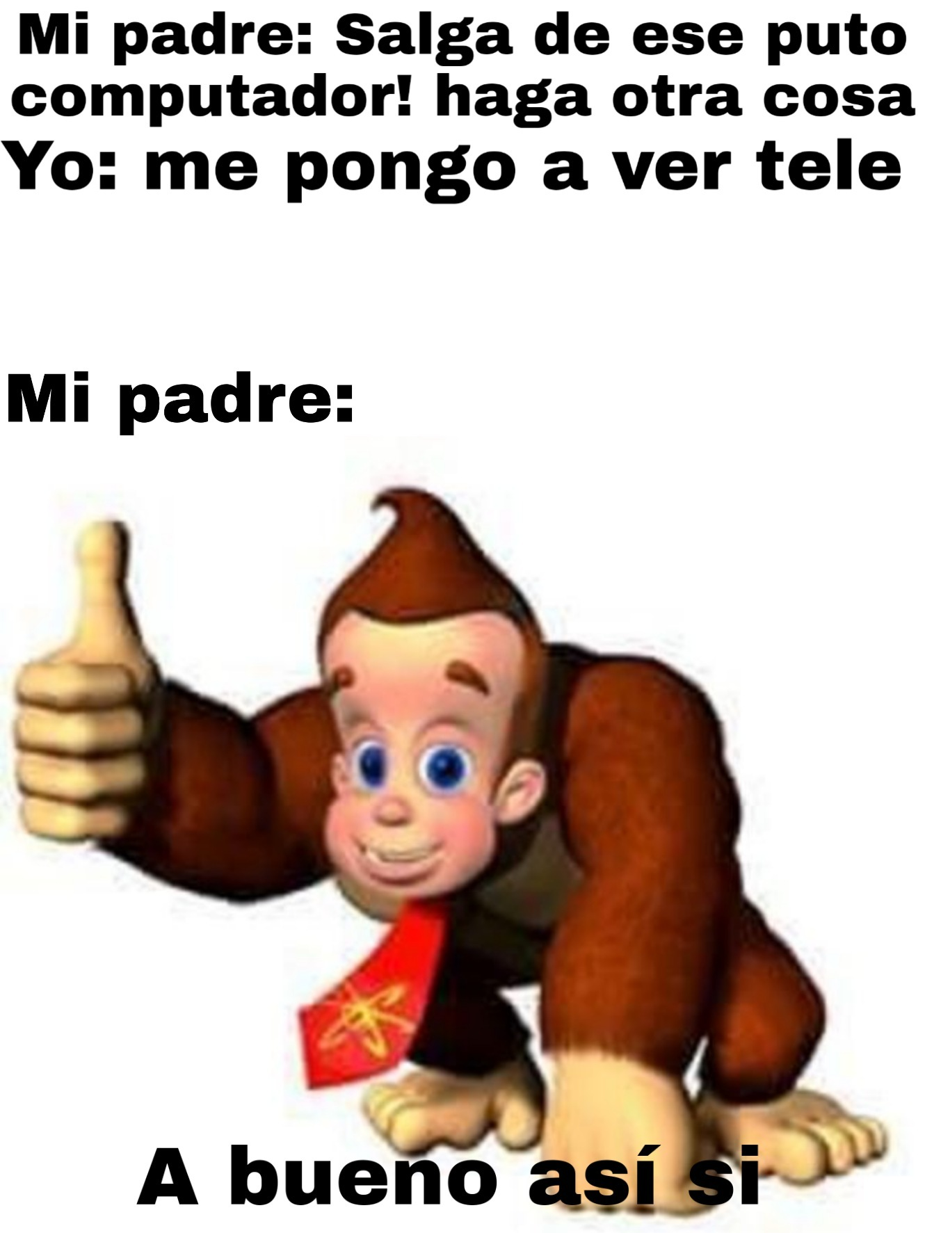 Jimmy Kong, Donkey neutron - meme