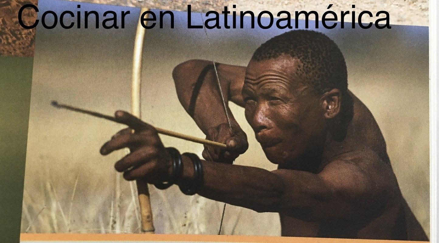 Cazar en Latinoamérica - meme