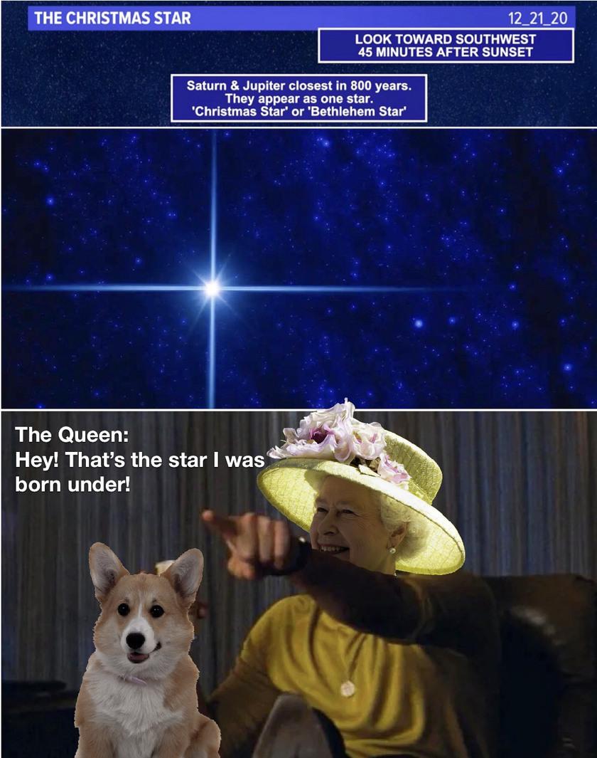 Star of the immortal - meme
