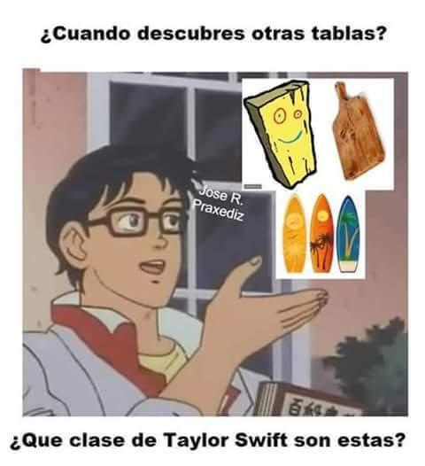 Taylor swift Jaja - meme