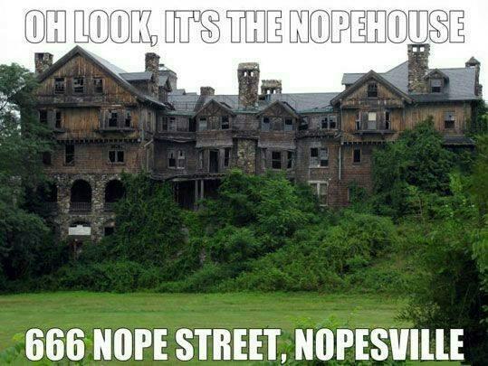 The nopehouse - meme