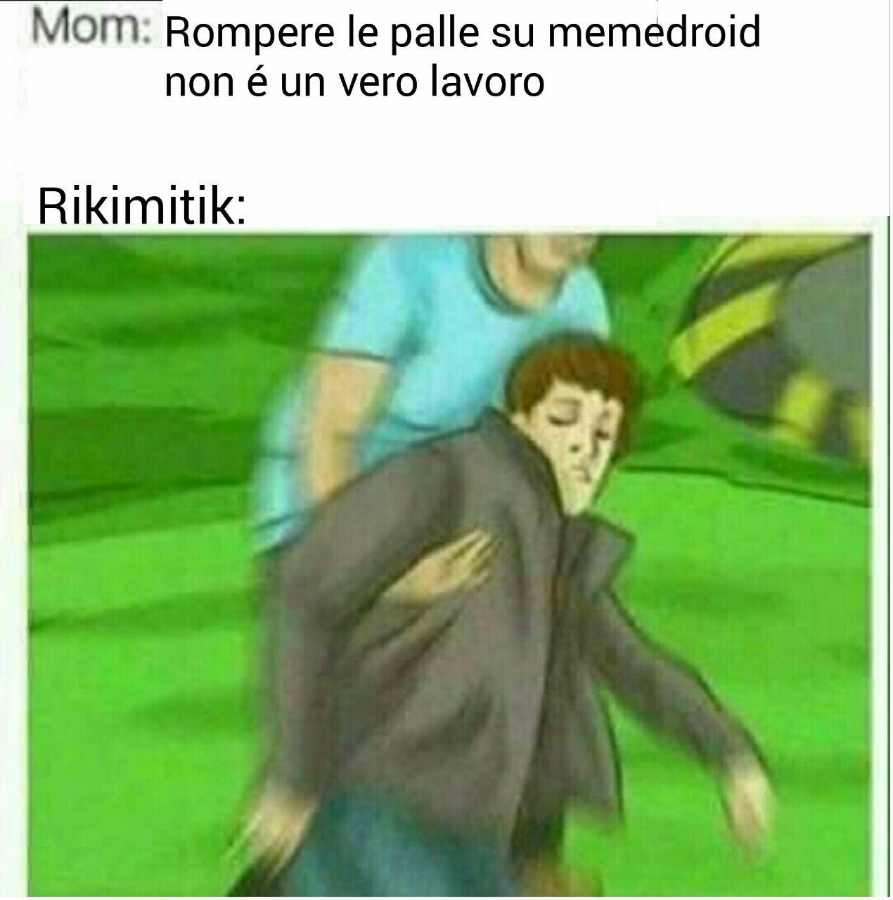 Giuro che è l' ultimo - meme