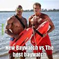 David Hasselhoff is king of Baywatch forever
