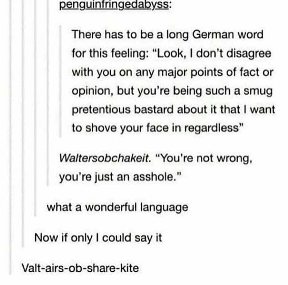 Waltersobchakeit - meme