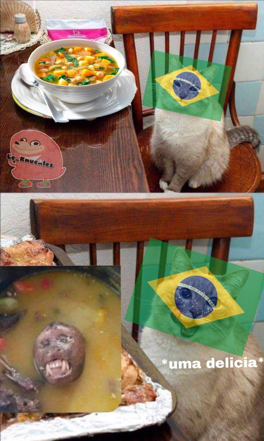 Sopa du macaco - meme