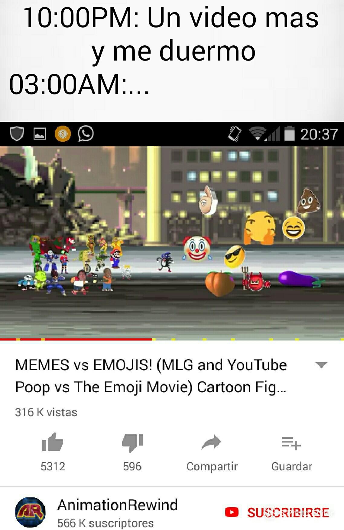 La pelea más epica - meme