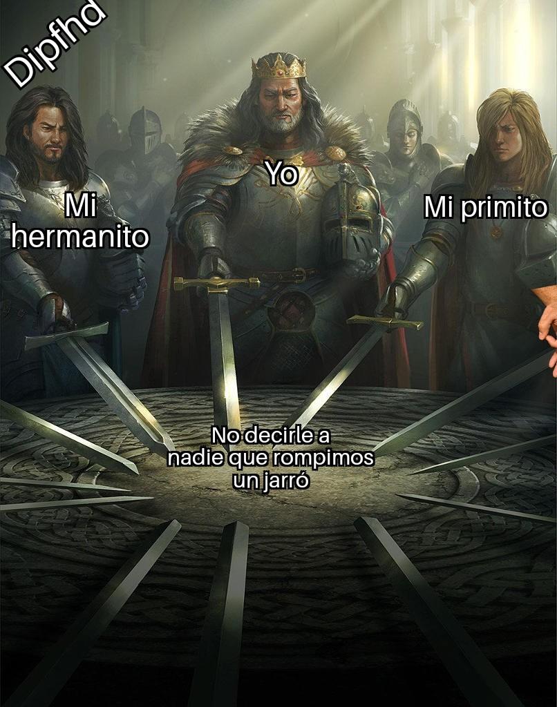 Ajjaj es verdad eso paso - meme