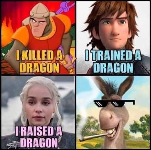 And then there's Donkey - meme