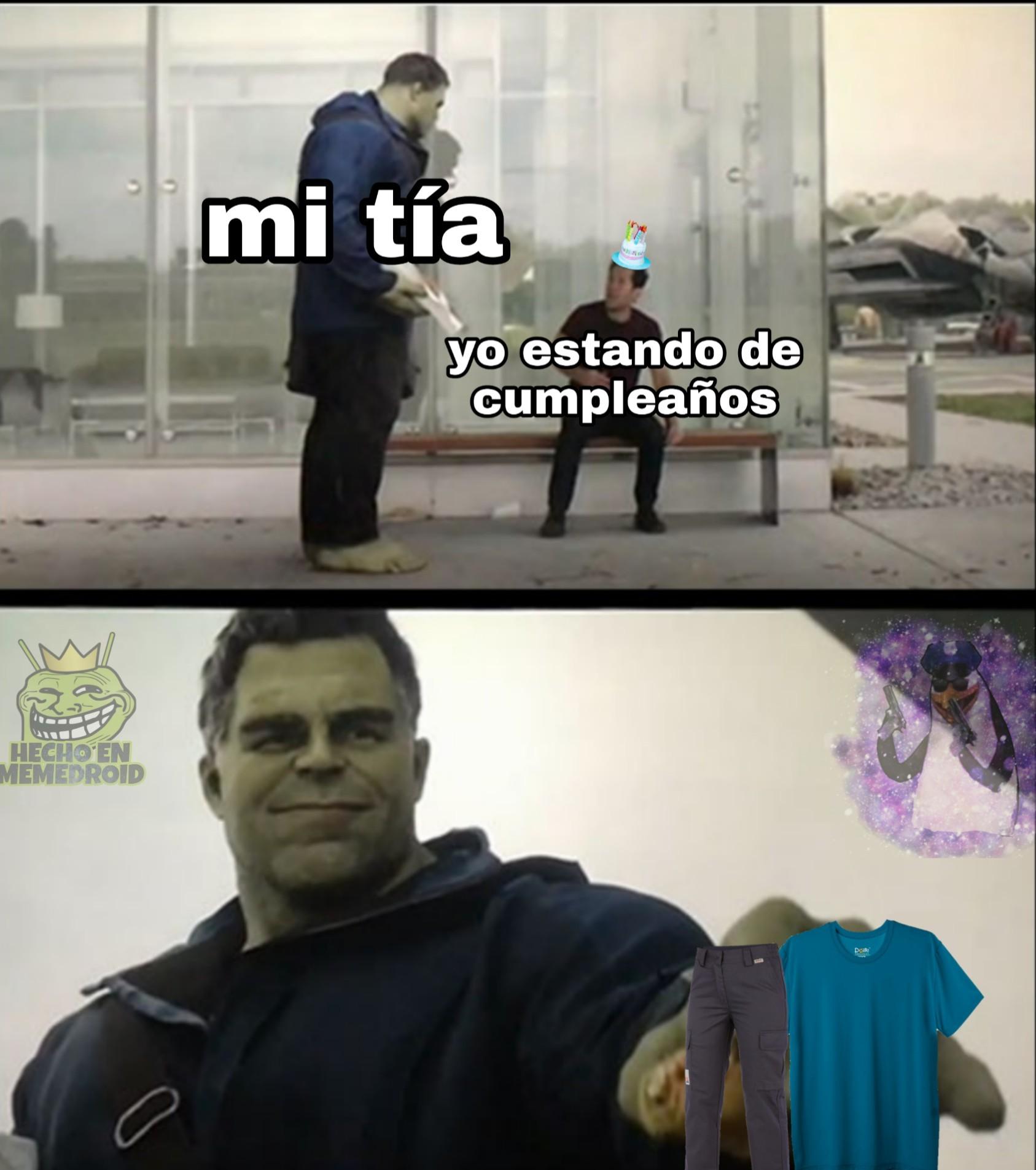 nuevo gorrito :o - meme