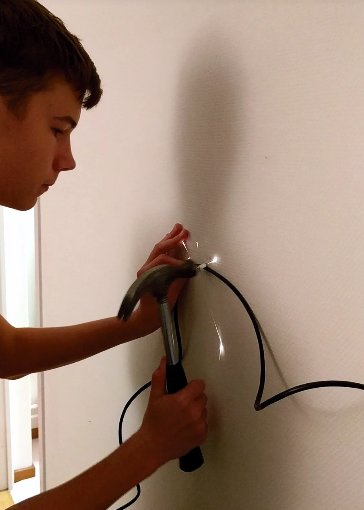 Trust me, I'm an electrician - meme