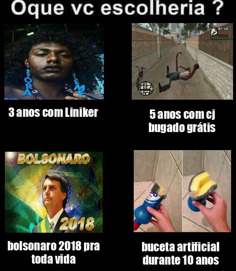 Liniker - meme