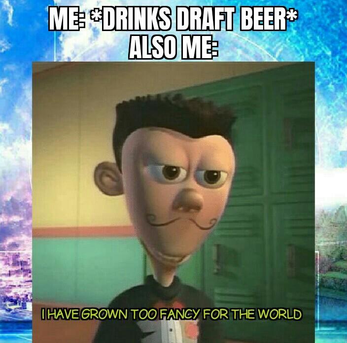 Sheen fancy - meme