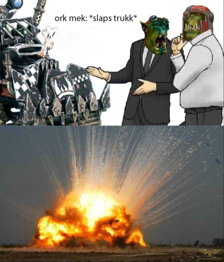 dongs in a trukk - meme