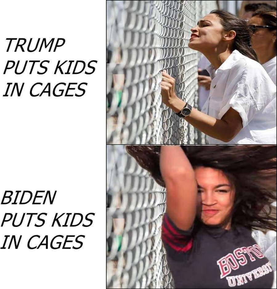 AOC be like - meme