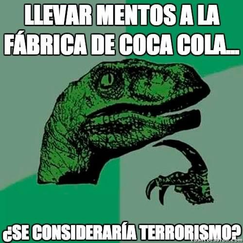 terrorismo - meme