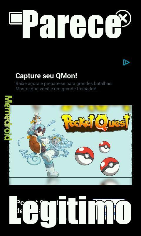Pocket quest - meme