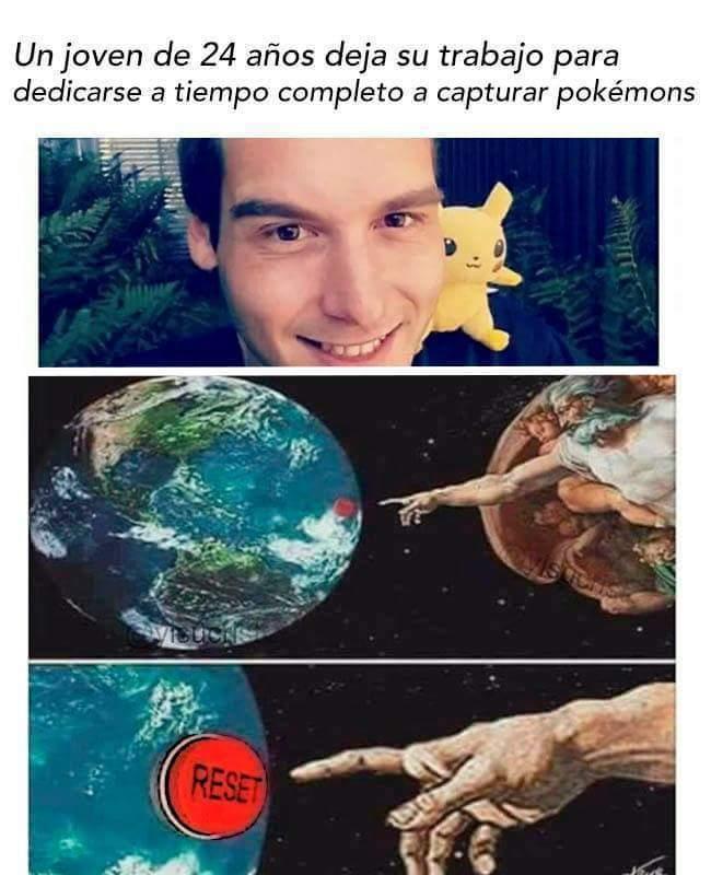 reset total rapidoooo - meme