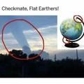 Checkmate terraplanistas