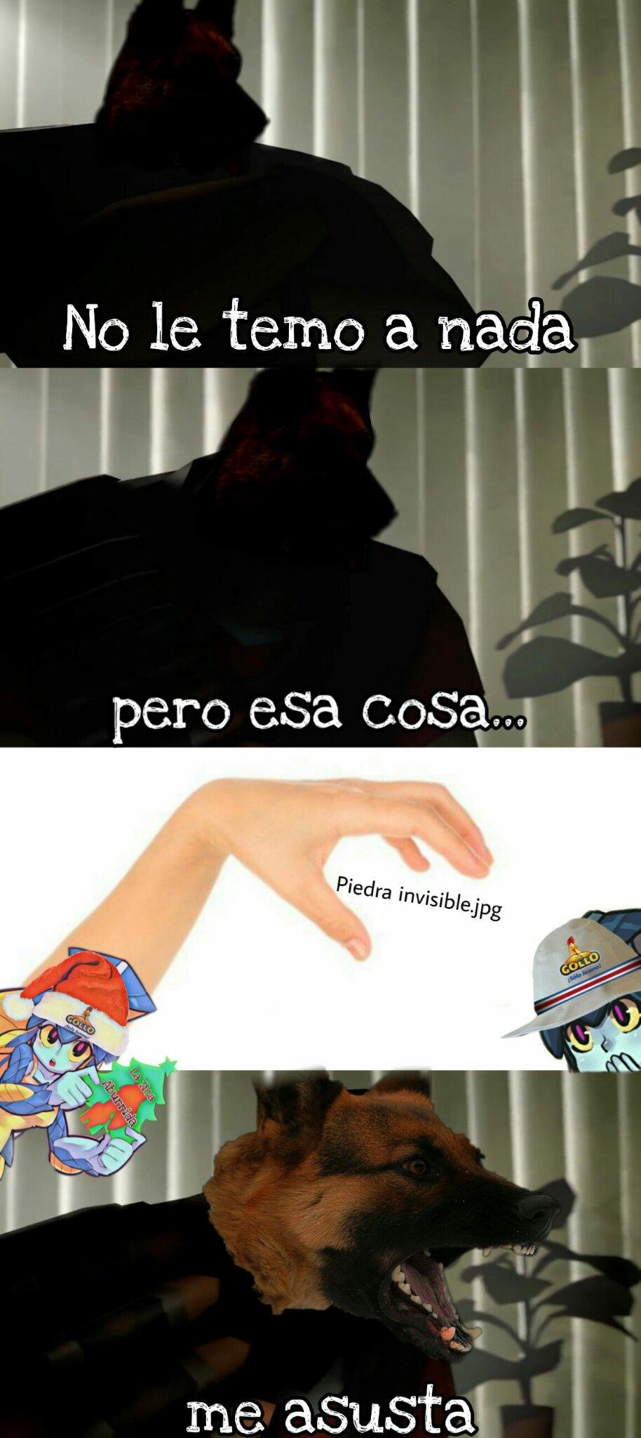 Magia del pizuicas - meme