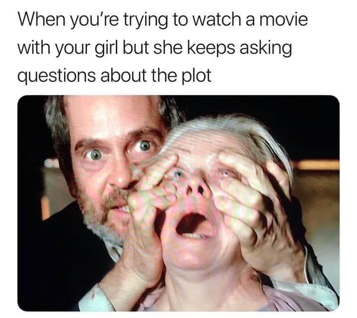 Yeah for real like shut up - meme