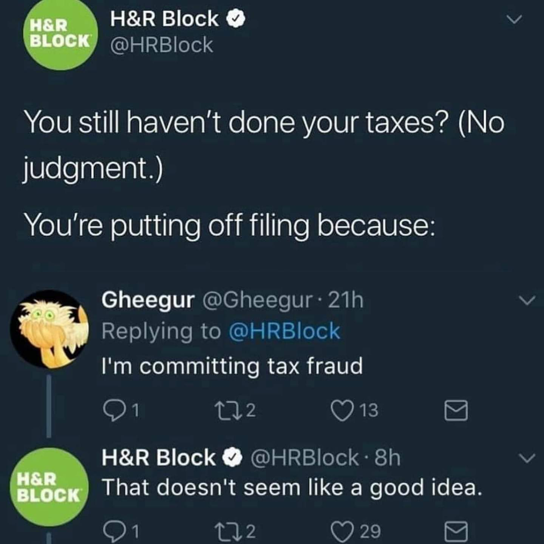 Taxation is theft - meme