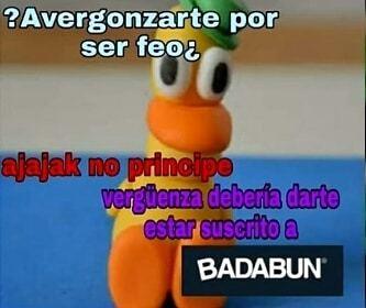 Pato tiene razon xdxdxdxd - meme