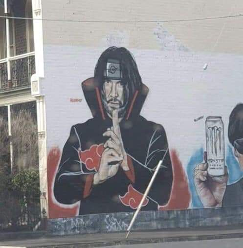The mural we all need - meme