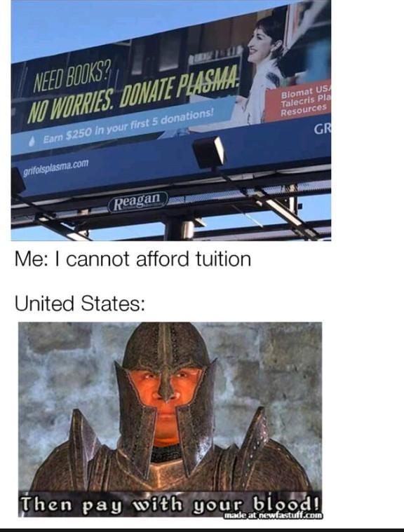 I need that - meme
