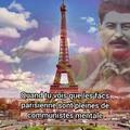 Attention 2nd degré ici je parle des bobos gauchistes sinon : staline
